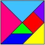 yedi parçalı tangram