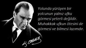 Atatürk teknoloji sözleri