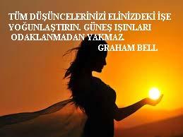 Graham Bell Sözleri Resmi