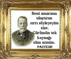 Pasteur Sözleri resmi