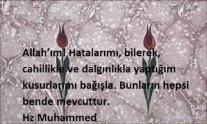 hz Muhammed hadis