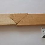 2 numaralı t tangram çözümü