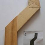 4 numaralı t tangram çözümü