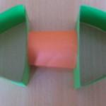 üçgenlerden birim düzen kuşağı
