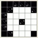 kakuro bulmacası puzzle