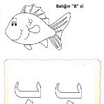 arapça be harfi boyama sayfaları
