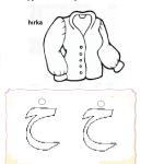 hı (ğı) harfi boyama sayfası