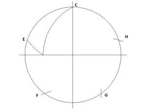 pentagon drawing