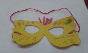 seçmeli resim maske çalışmaları