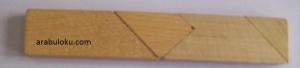 1. t tangram şekli çözümü