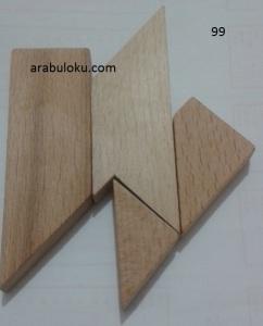99. t tangram şekli