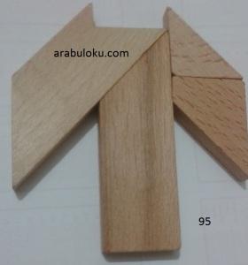95. t tangram çözümü