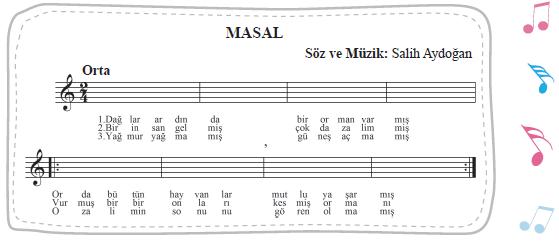 Masal çocuk şarkısı Sözleri Arabulokucom