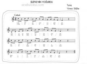 silifkenin yoğurdu notaları