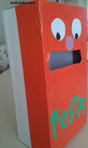 letter box craft