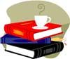kitap ve kahve