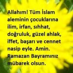ramazan bayramı mesajı resim