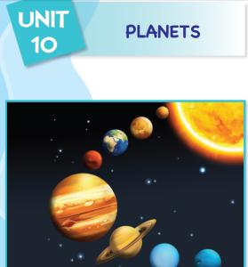 unit 10 planets