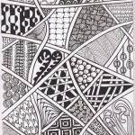 görsel sanatlar çizgi çalışmaları